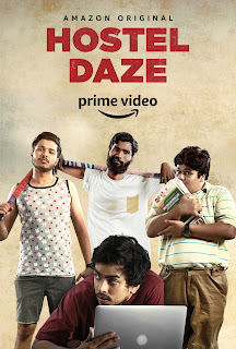 Hostel Daze 2019 Hindi Season 01 Complete Web Series 480p WEB-DL 400MB