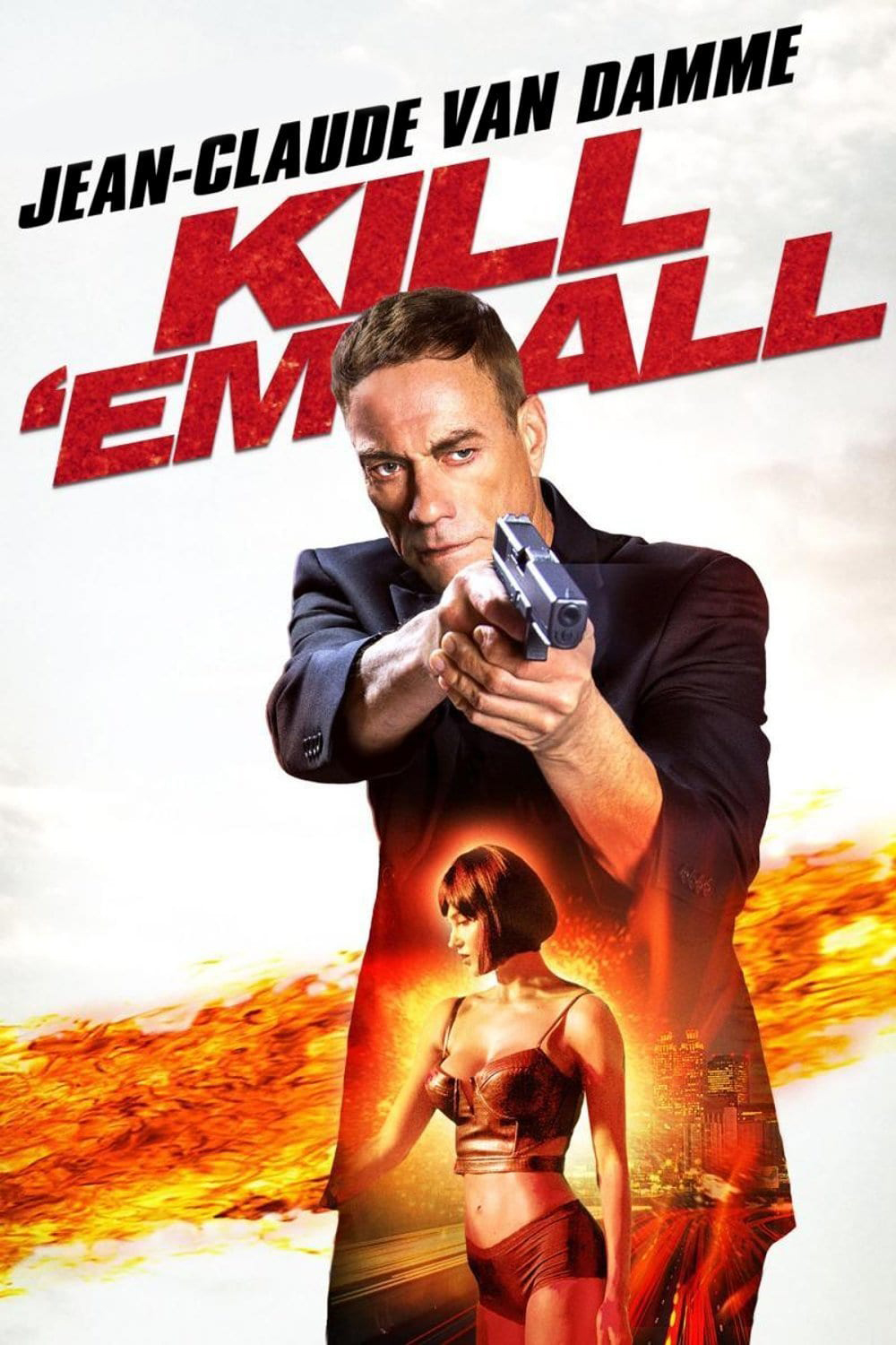 Kill'em All [2017] [DVD9] [PAL] [Español]