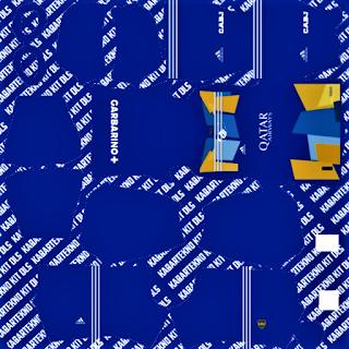 Boca Juniors Superliga Argentina DLS Kit 22