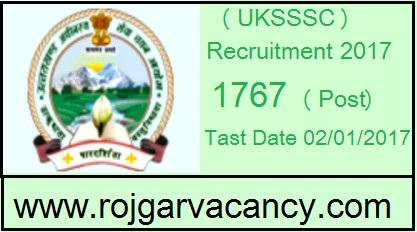 1767-teacher-assistant-accountant-Junior-Engineer-Assistant-Accountant-Various-Uttarakhand-Subordinate-Service-election-Commission