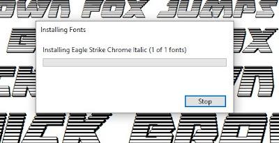 Tunggu proses hingga selesai, jika sudah Sobat bisa cek dengan membuka software pengolahan kata. (Contoh MS Word)