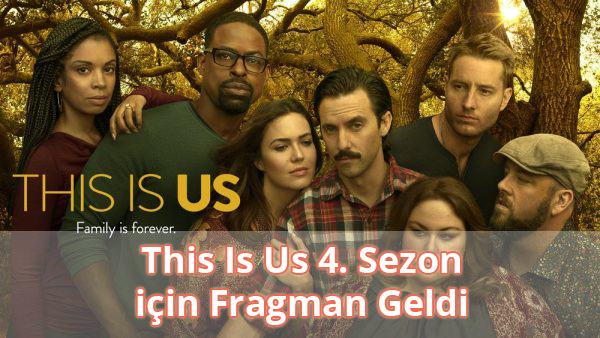 This Is Us 4. Sezon Yeni Fragman İzle
