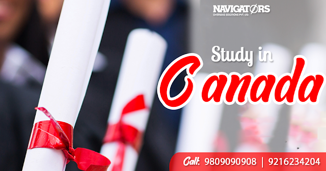 Canada Study Visa Consultants in Chandigarh