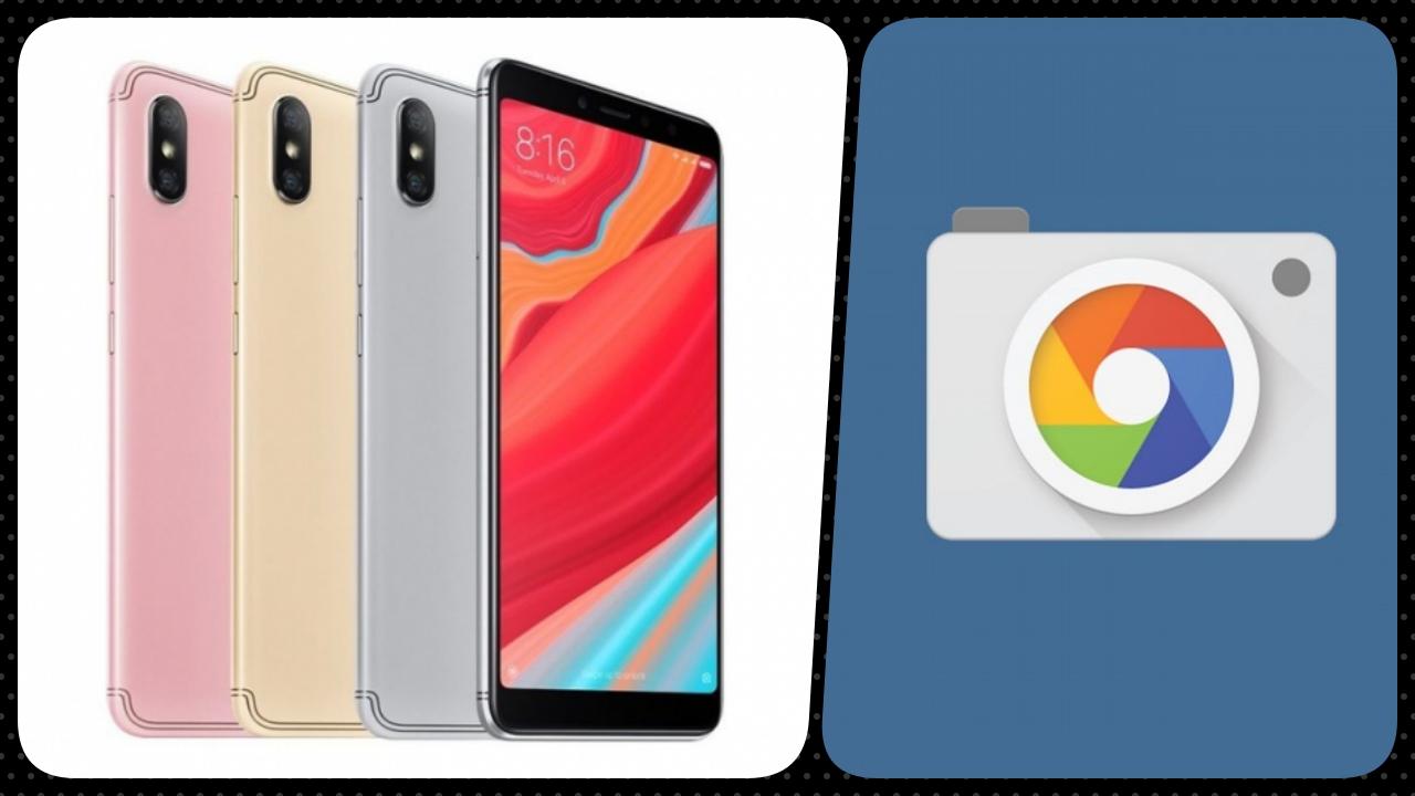 Cara Pasang Gcam di Xiaomi Redmi S2