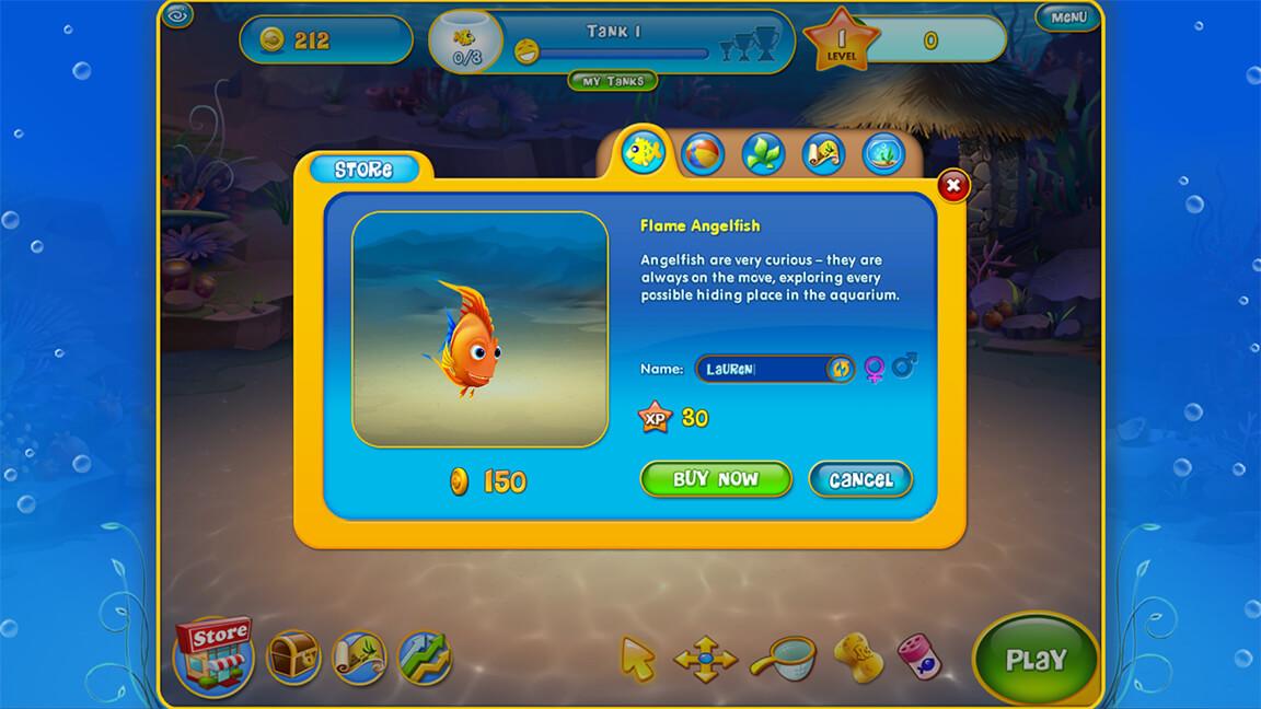 العاب Fishdom 3