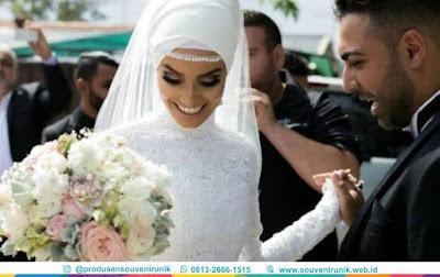 pernikahan islami, souvenir unik.web.id