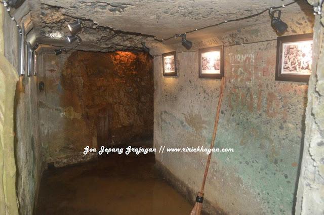 Destinasi Wisata  Baru Japanese Cave Grajagan di Banyuwangi