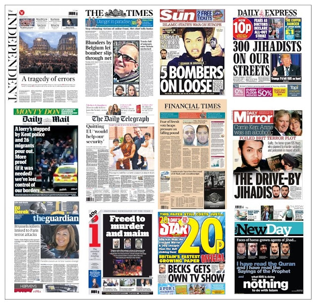 front pages 24-03-16