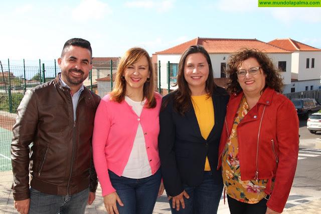 Coalición Canaria apuesta por Mónica Gómez y la regeneración política en Puntagorda
