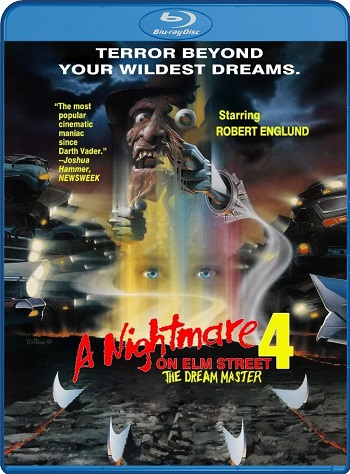 A Nightmare On Elm Street 4 - The Dream Master 1988 Dual Audio Hindi Bluray Movie Download