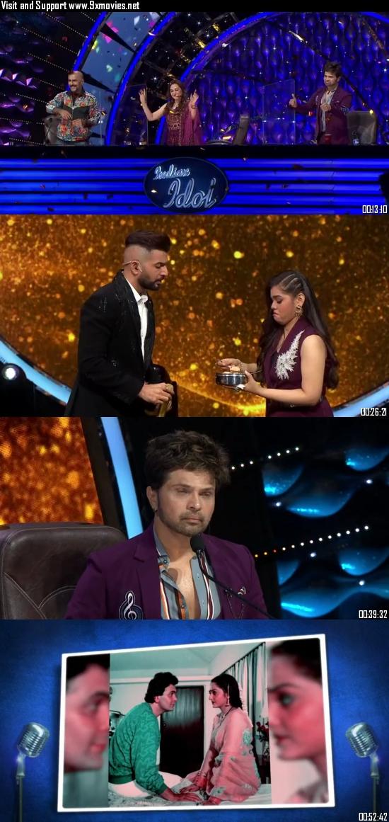 Indian Idol 25 April 2021 HDTV 480p 280MB