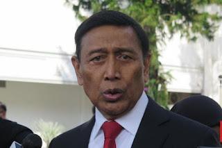 Biodata Profil Dan Biografi Dia Jenderal TNI (Purn) Wiranto