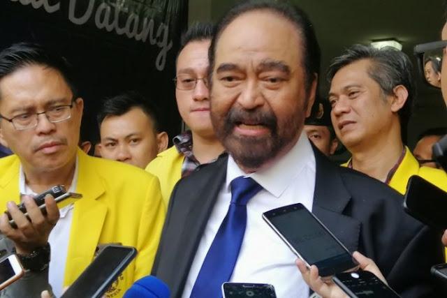 Ketum Nasdem tak masalahkan Jaksa Agung dari non-parpol