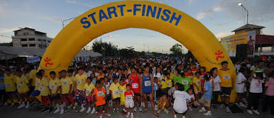 The 8th Koh Samui mini marathon, Sunday 28th May 2017