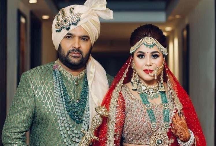 Kapil Sharma wife photo | कपिल शर्मा की पत्नी और बेटी ?
