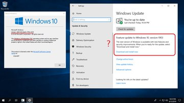 Windows 10 Version 1903 Sudah Tersedia Via Windows Update