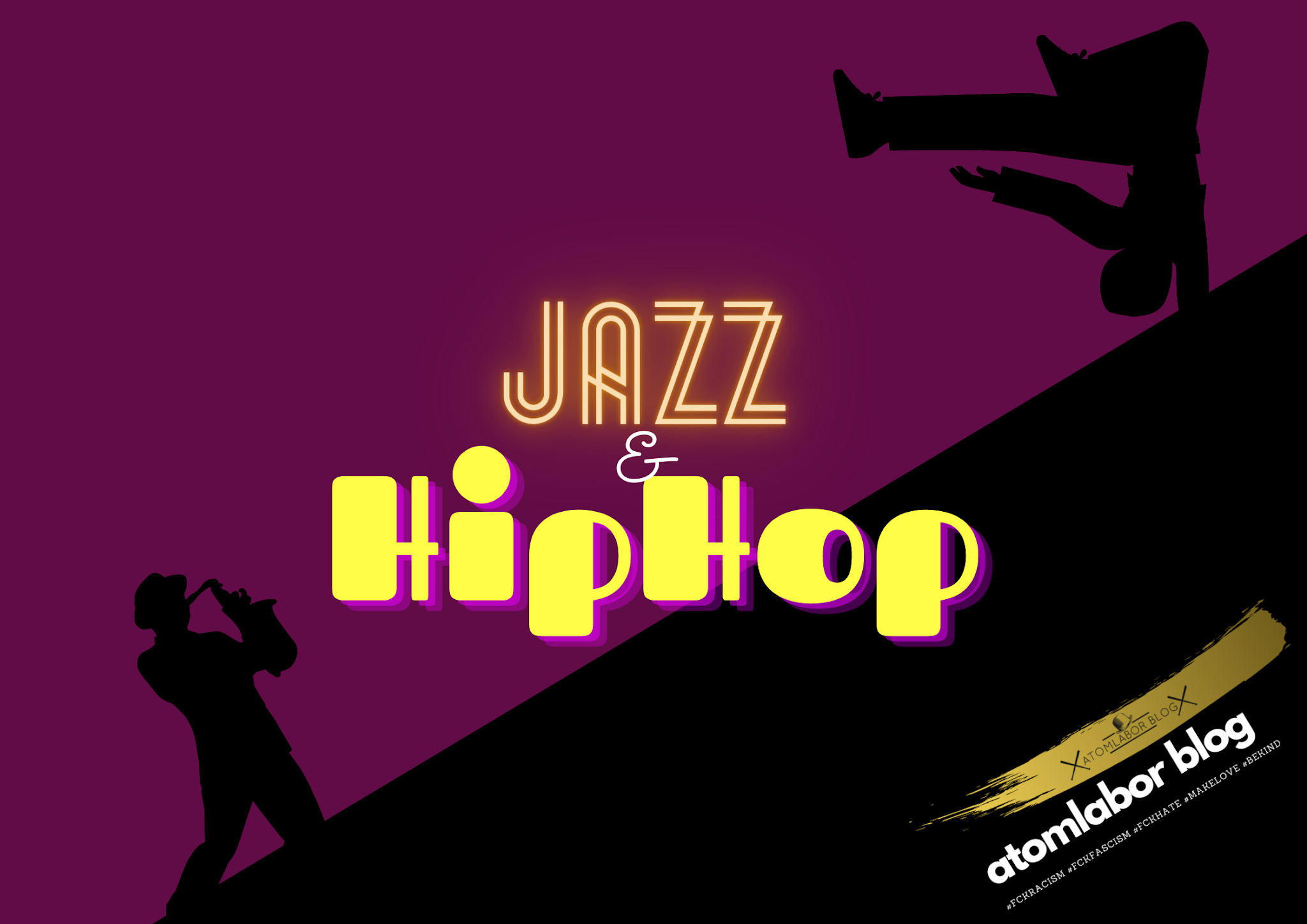 Jazz is the mother or father of hip hop music | Musikgeschichte