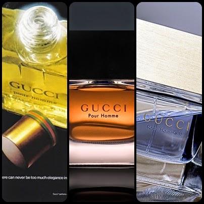 GUCCI POUR HOMME de Gucci. Una saga llena de misterio c30d1226c6a