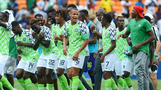 Nigeria Super Eagles ranks high in World's most valuable team.