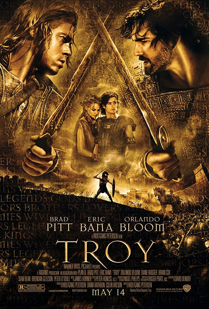 Troy 2004 FULL MOVIE DOWNLOAD