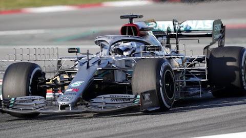 Visszatért a száguldó cirkusz: a Mercedes sztárja villámgyorsan behúzta az első helyet