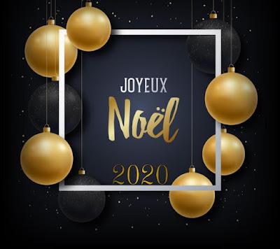 Carte Noël 2020