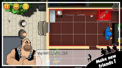 Robbery Bob screenshot 4