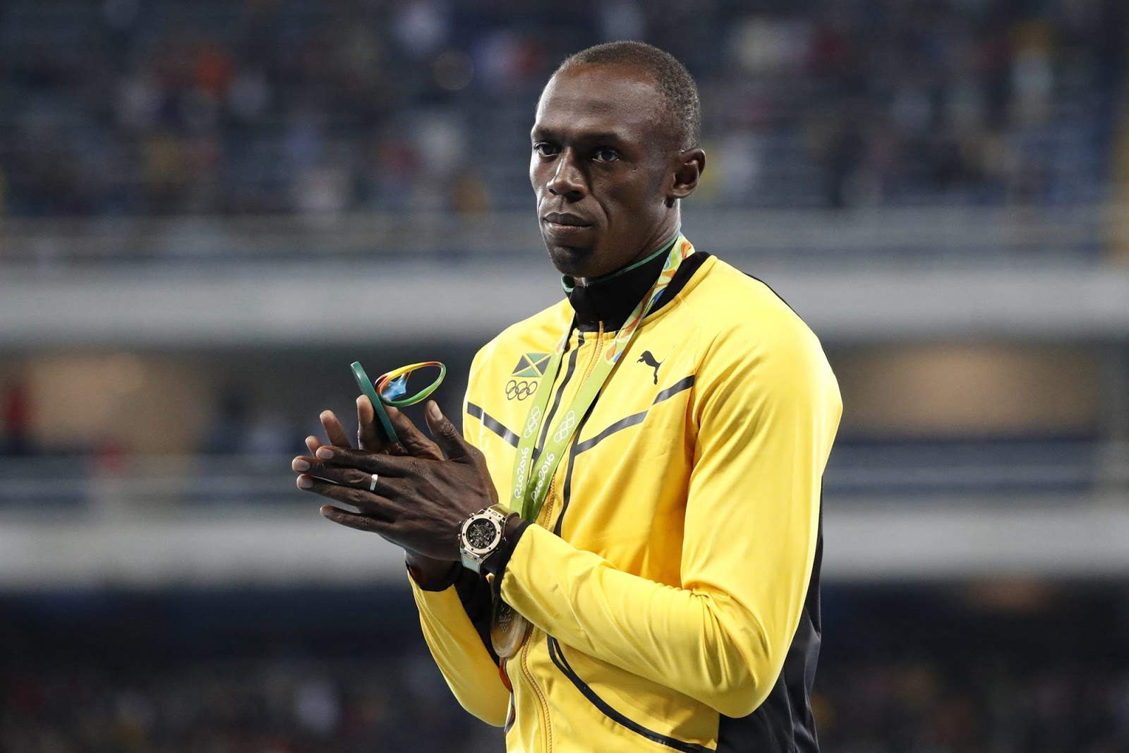 Usain Bolt, The Fastest Man Alive, Tests Positive For Coronavirus