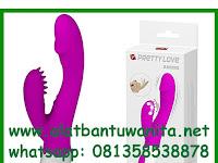 Alat Bantu Wanita Dildo Pretty Love Brighty