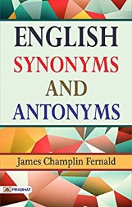 Synonyms and antonyms book pdf download