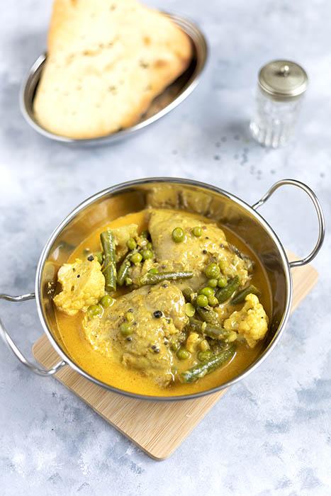curry z kurczaka jak zrobić przepis