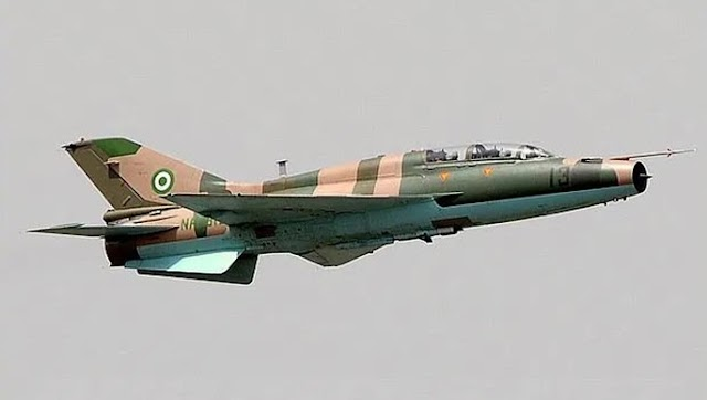 Nigerian Air Force begins investigation into its alleged killing of 20 soldiers by 'mistake'