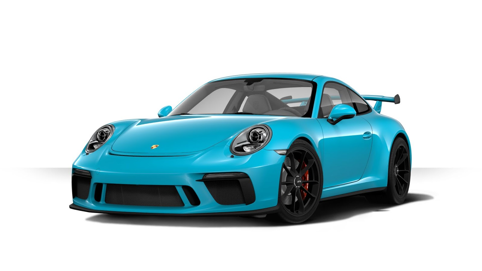 create your dream 2018 porsche 911 gt3 with updated. Black Bedroom Furniture Sets. Home Design Ideas