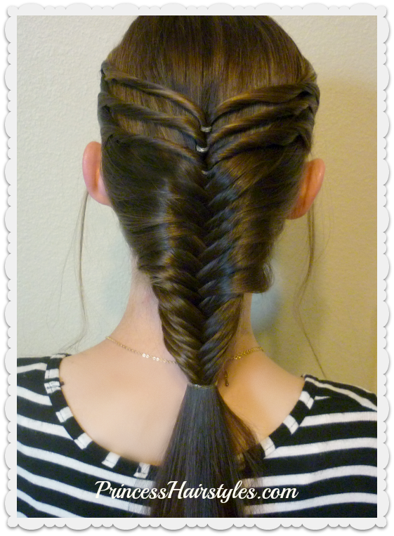 4 Easy Hairstyles For School, Cute and Heatless, Part 3 | Hairstyles For Girls - Princess Hairstyles