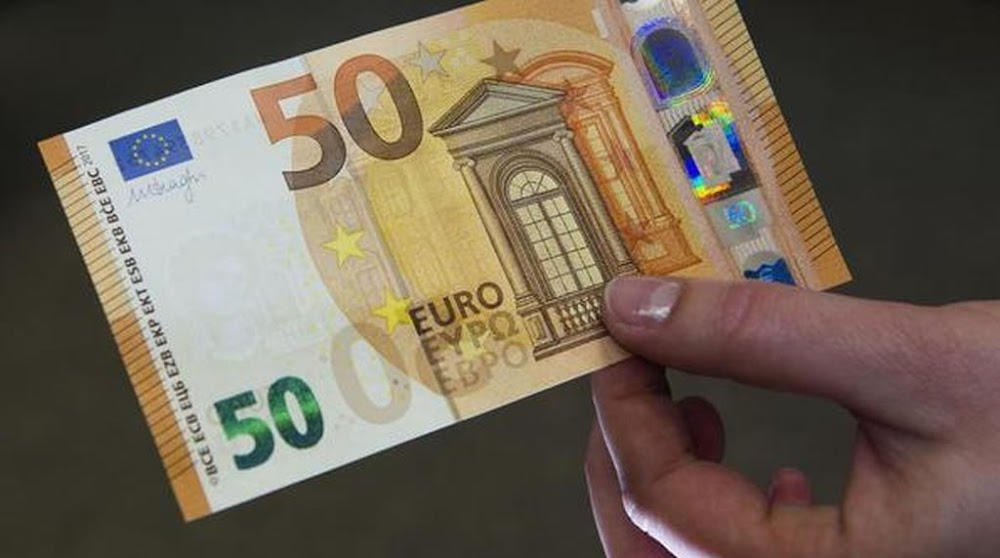 Bancnotă de 50 de euro falsă, descoperită la P.T.F. Calafat