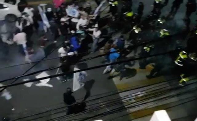 Elecciones, Edomex, protesta