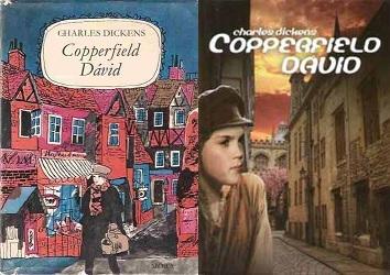 Charles Dickens Copperfield Dávid könyv vélemény