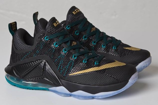 eb57ea313fa THE SNEAKER ADDICT  Nike Lebron 12 Low