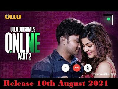 Online Part 2 Web Series  ullu app