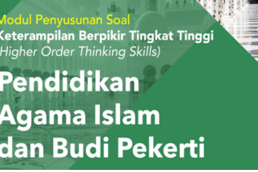Modul Penyusunan Soal Hots Mapel PAI & BP & Contoh Soal