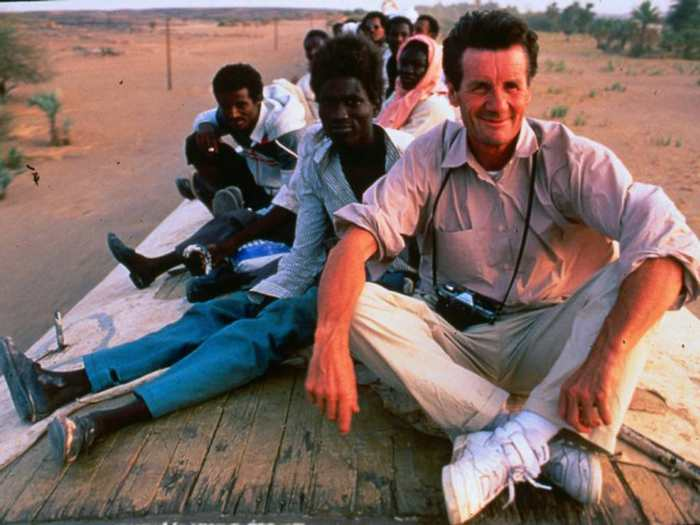 Michael Palin's (Adventures around the world)
