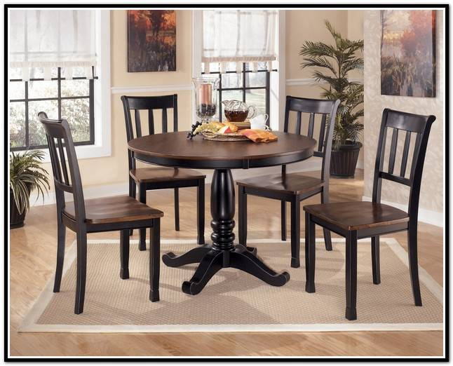 Awolusa Choosing Ashley Furniture Dining Room Furniture For An Open Plan Dining Room