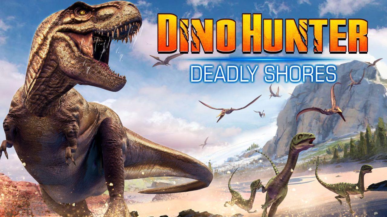 تحميل لعبة صيد الديناصورات Dino screen-0.jpg