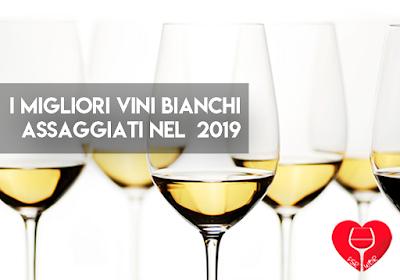 migliori vini bianchi italiani 2019