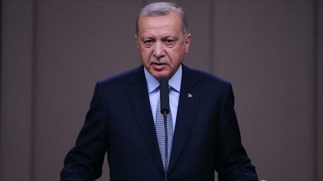 Erdogan amenaza con más ataques a Siria si fracasa pacto con Rusia