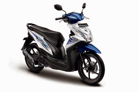 All-New Honda BeAT eSP CBS ISS