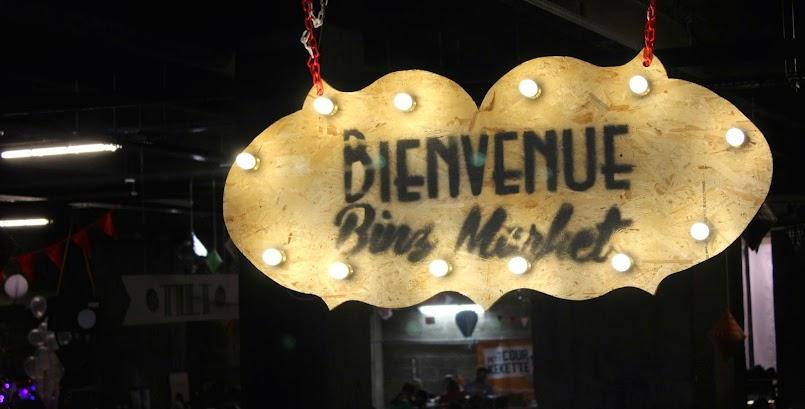 Le Binz Market 2014