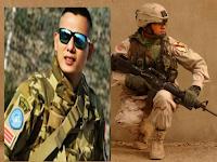 Membanggakan, Inilah Jonggy Simanjuntak Anak Batak menjadi Tentara Amerika