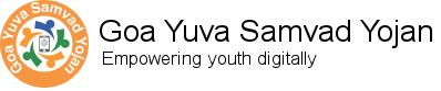 Goa Yuva Samvad Yojana Logo