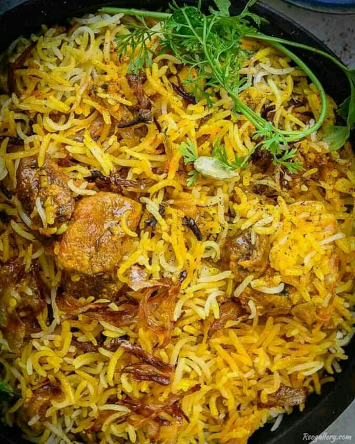 Mutton Biryani Recipe | How to Make Mutton Biryani
